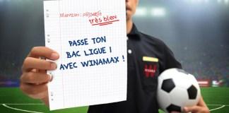 Promotion Winamax Sites Paris Sportifs Ligue 1