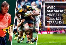 SFR Sport Offre Digitale