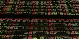 Etats-Unis légalisent les paris sportifs