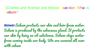 Copy of Human Body Q & A (5) (11)