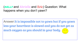 Copy of Human Body Q & A (5) (19)