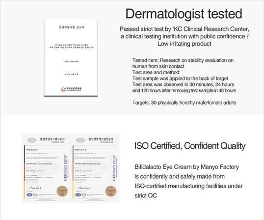 dermatologst tested product