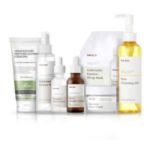 Manyo Basic Full Care set renewed items