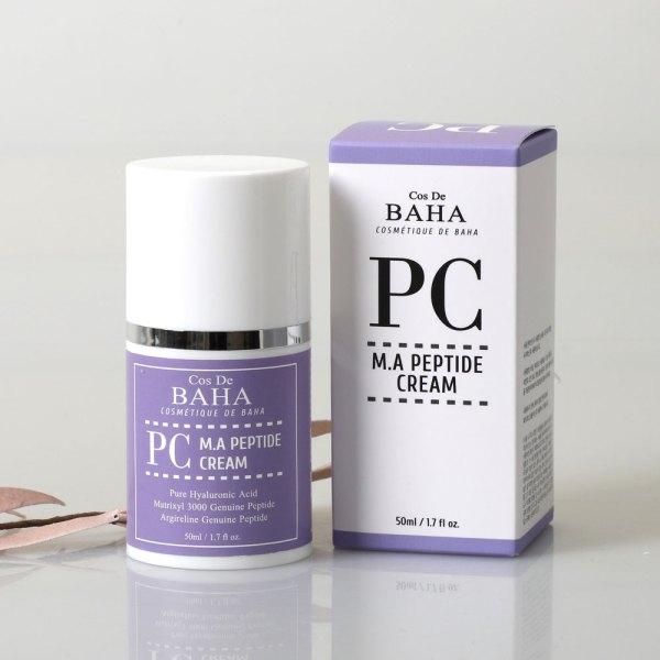 Cos De BAHA MA Peptide Cream Argireline, MATRIXYL 3000™ Peptide
