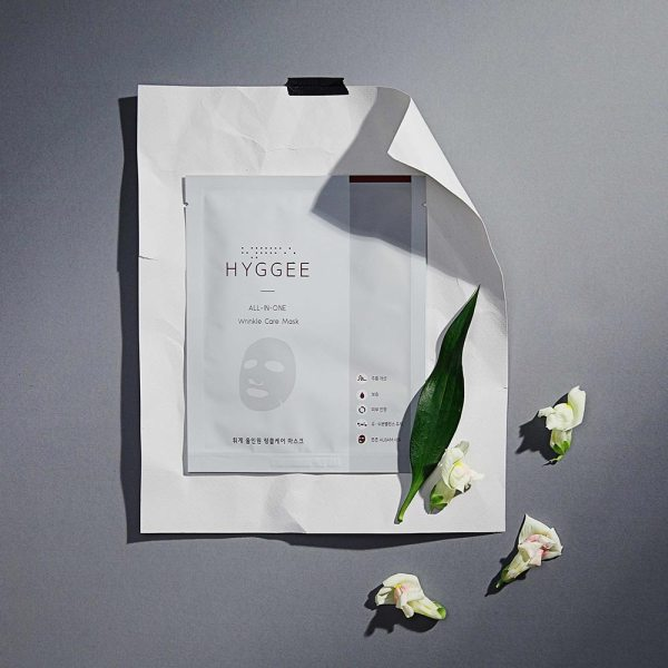 Hyggee All-in-One Wrinkle Care Mask features