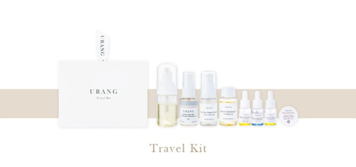 3 Urang serums to choose from