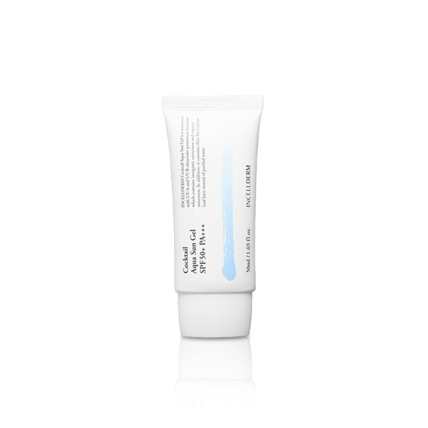Incellderm Cocktail Aqua Sun Gel