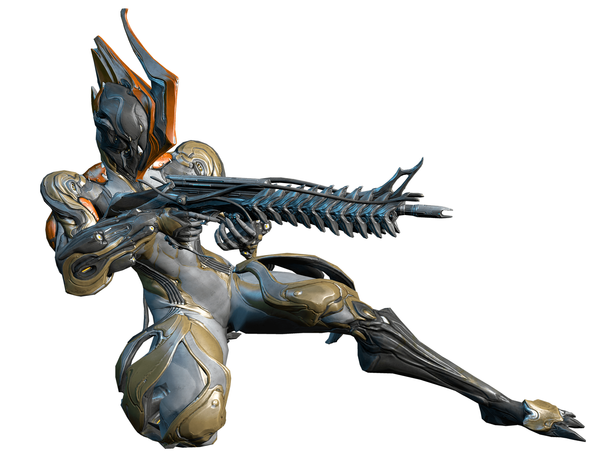 Review Warframe My Kind Of Free To Play