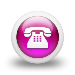 107332-3d-glossy-pink-orb-icon-business-phone-solid