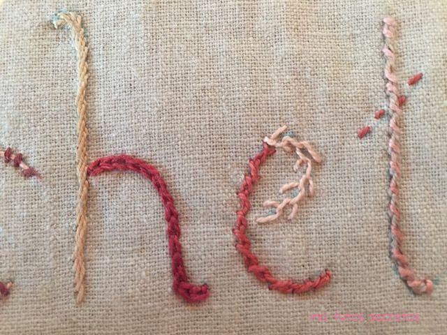 Estuche agujas crochet 6