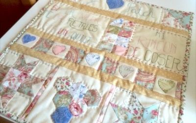 Tutorial Quilt de Patchwork