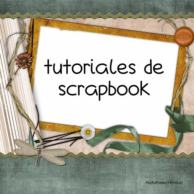 Tutoriales de Scrapbooking
