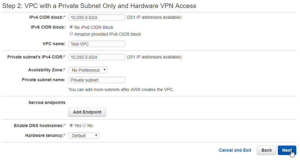 Setting Up a VPN Between Your Home Lab and AWS - Walk Through