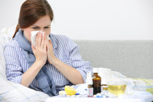 If you are ready to disinfect your house after a cold, here's what you need to know!