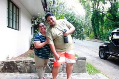 My brother, Kuya Mark @ Mambukal in Bacolod