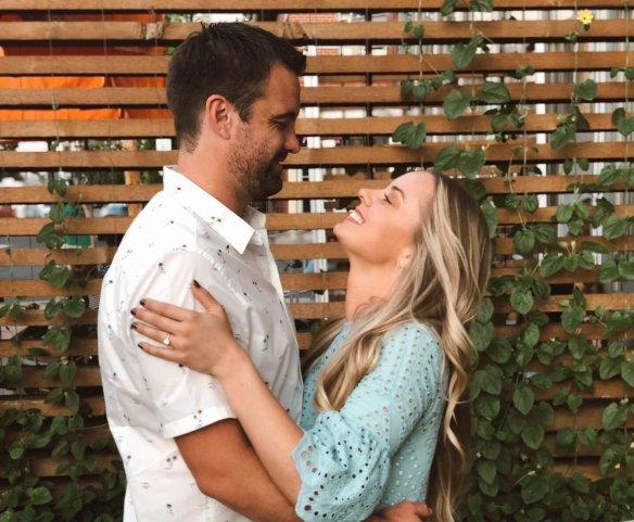 Our engagement story Denver blogger