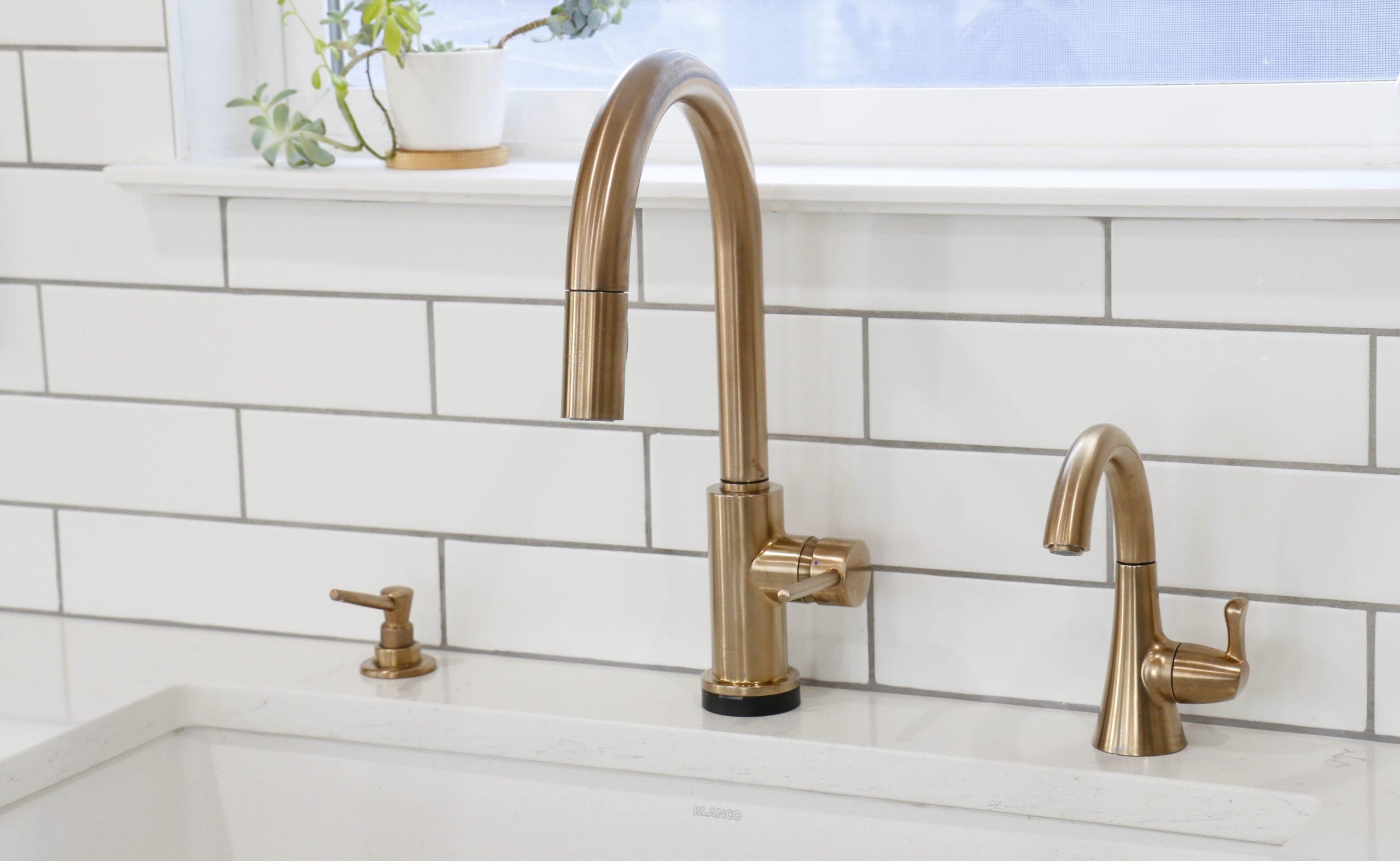 trinsic touch20 kitchen faucet