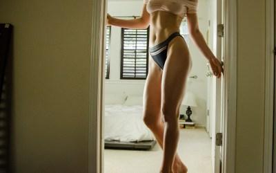 Underwear won't get you a literary agent
