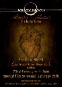 Valentine Exhibition - February 2012