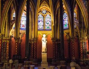 St Chapelle - Lower Chapel
