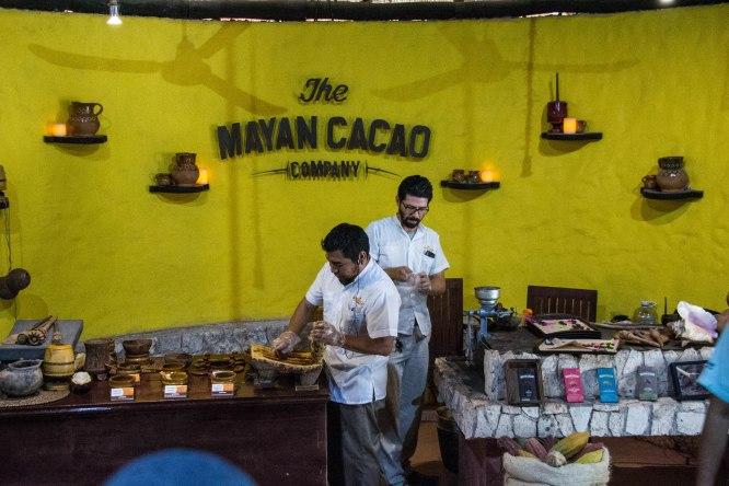 Mayan Cacao Co2
