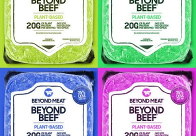 Beyond Beef Pop Art