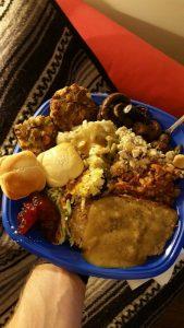 Vegan Thanksgiving Food