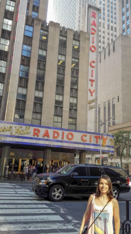 qué ver en nueva york en 4 días radio city music hall