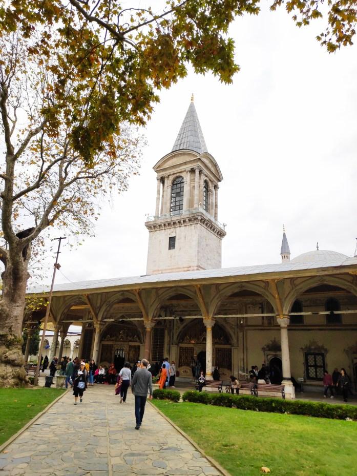 Sala Asamblea o Diván palacio topkapi