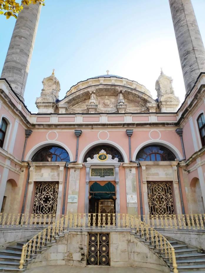 Mezquita Ortaköy Estambul