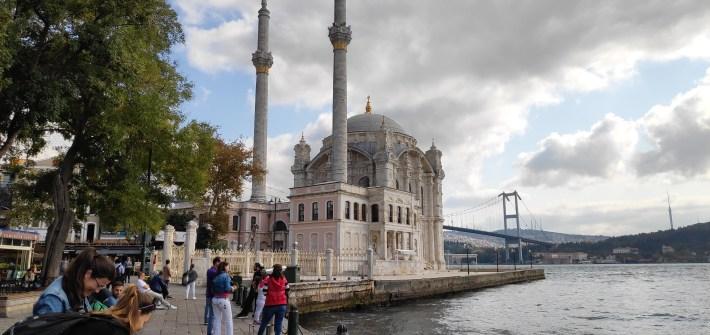 que ver en estambul en tres días Mezquita Ortaköy Estambul