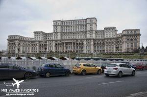 parlamento Rumano
