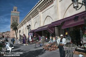 mezquita kasba marrakech