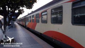 tren Marruecos