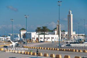 mezquita tánger