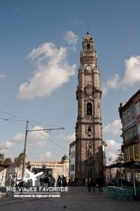 torre dos clerigós-oporto