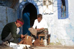trabajando Marruecos