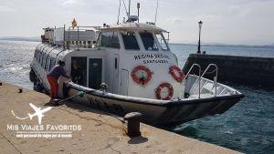 """Barca """"Los Reginas"""""""