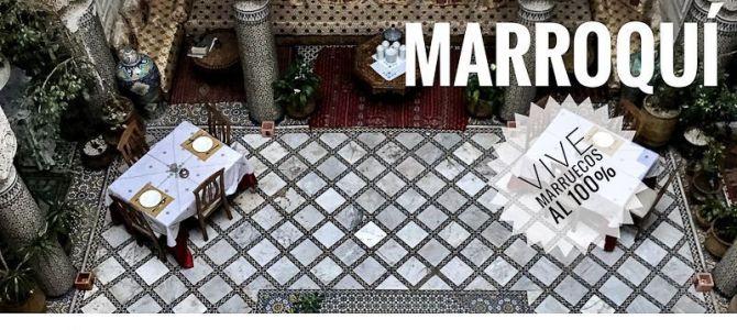 Qué es un Riad marroquí ?