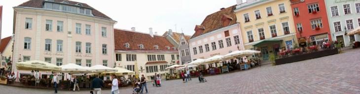 Plaza del Ayuntamiento de, Tallín (Estonia) - Mis viajes por ahí