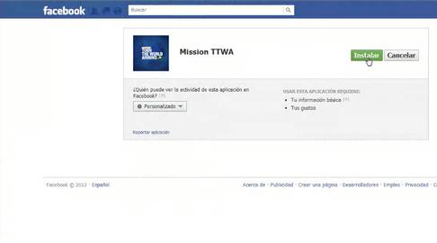 Mision TTWA
