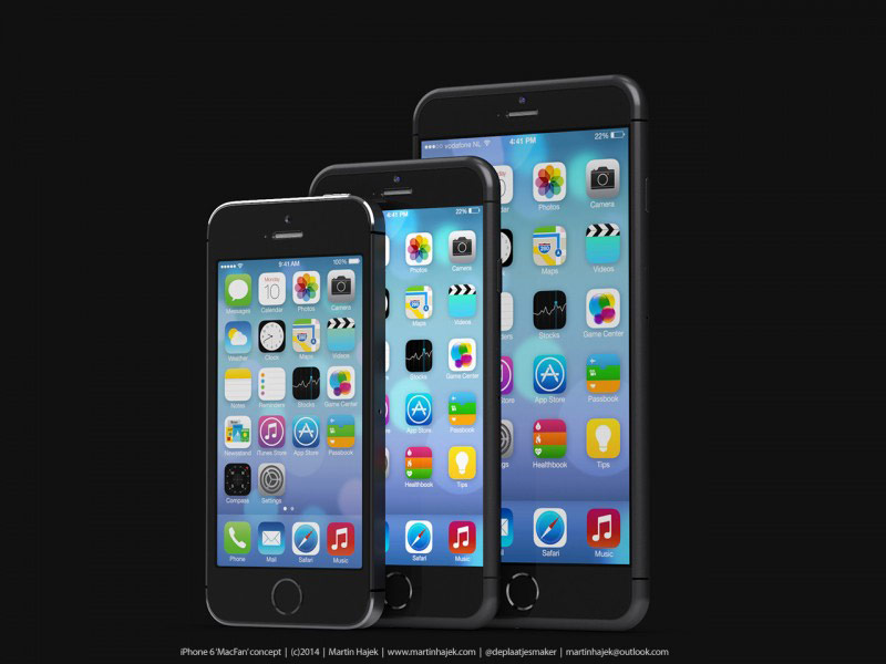 iphone6 a aprojektowanie aplikacji