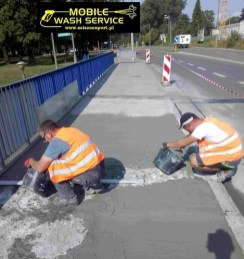 Remonty konstrukcji inżynierskich