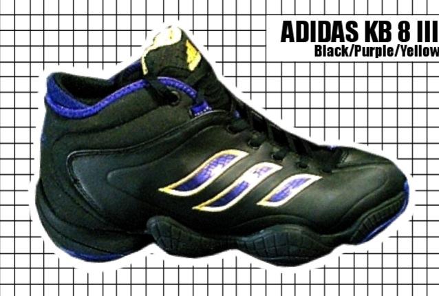 Basketball Adidas Shoes 2007