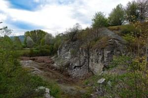 Geotop Gipsbruch Endsee im Landkreis Ansbach