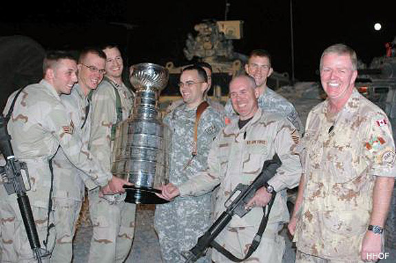 44563 q75 Tomorrows Top Three today: Where would you take the Stanley Cup
