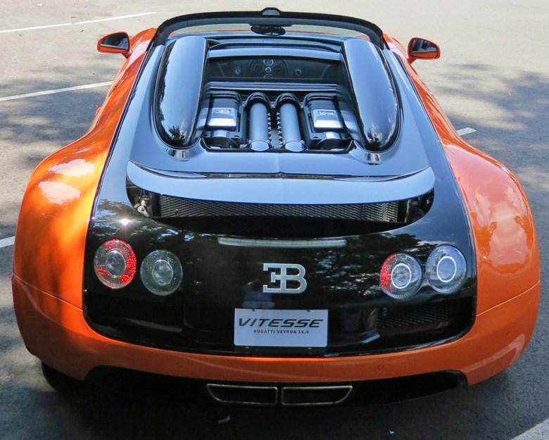 San Francisco Motorsports: Ferrari Service San Francisco - How the Bugatti Veyron Grand Sport ...