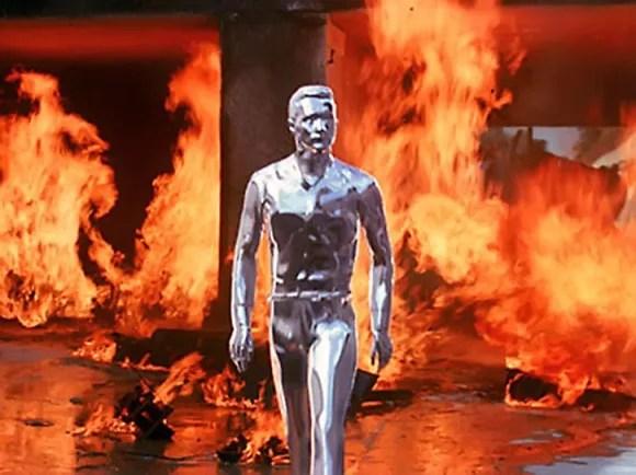 ターミネーターシリーズの液体金属を演じる俳優は誰?
