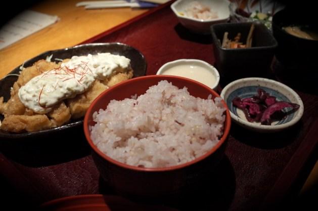魚と創作料理 だん 本店のチキン南蛮