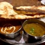 ナン食べ放題、デウラリ食堂でネパール・インドカレー
